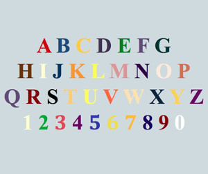 Grapheme-color synesthesia